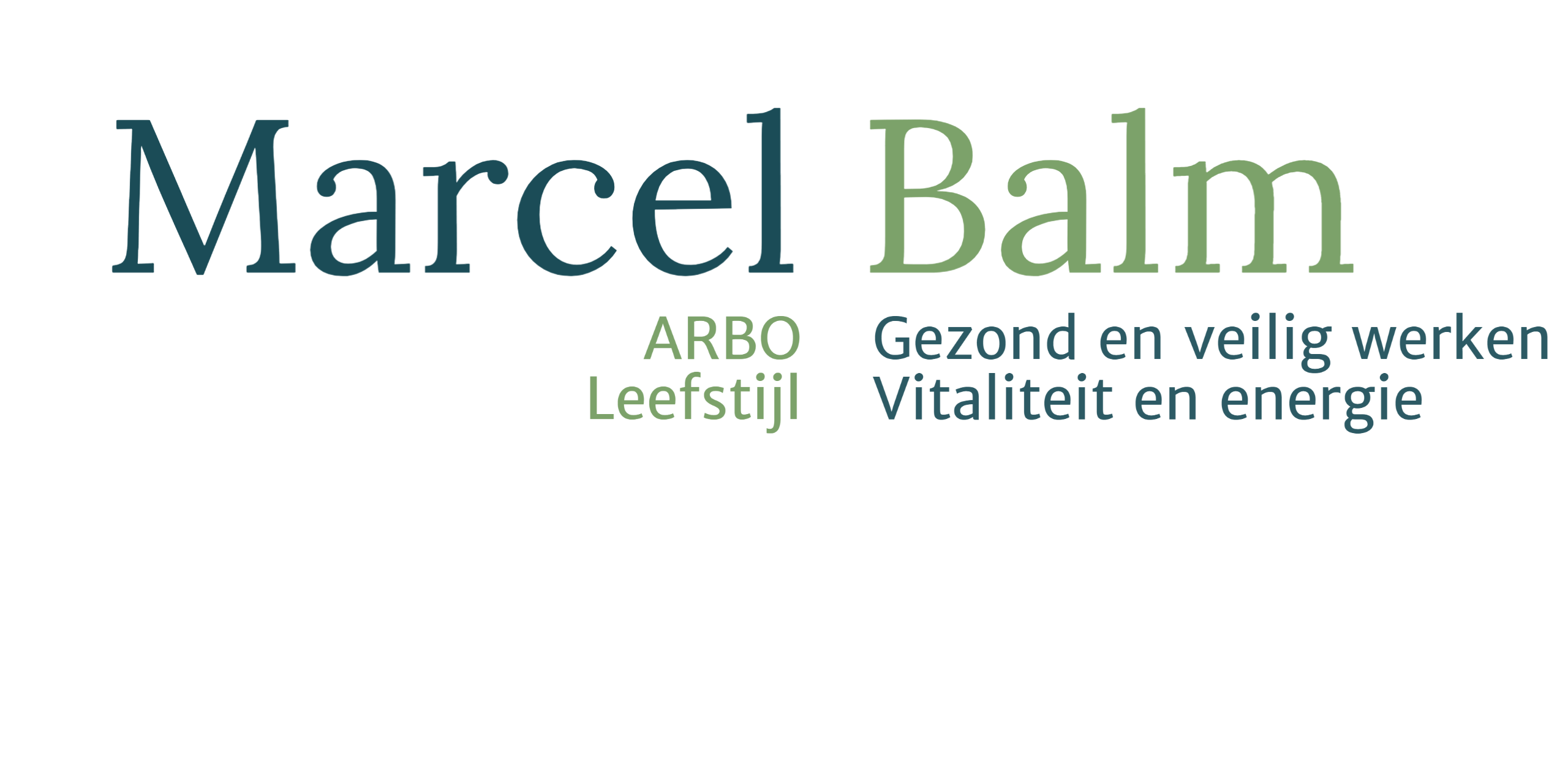 Marcel Balm Logo